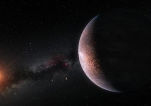 Los planetas de Trappist-1 tendrían más agua que la Tierra