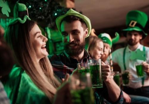 El día de San Patricio: color verde, cerveza y tréboles