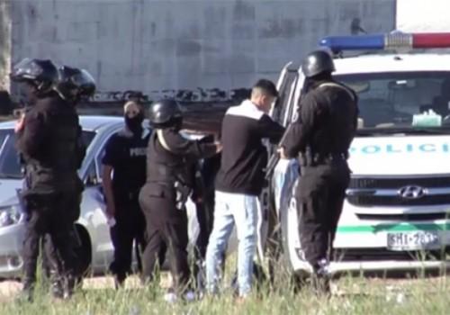 11 detenidos en operativo policial en Casavalle