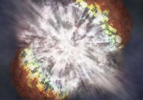 DES16C2nm: la supernova más antigua del Universo