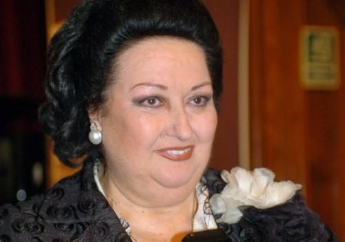 Ha muerto la soprano Montserrat Caballé a los 85 años