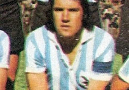 Murió Nelson Chabay, futbolista de dos orillas