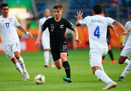 Ganaron Nueva Zelanda (Grupo C), Nigeria y Ucrania (Grupo D)