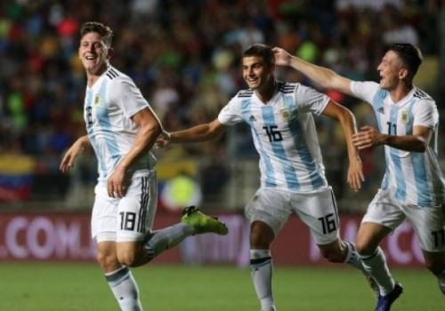 Ganaron Francia, Portugal y Argentina