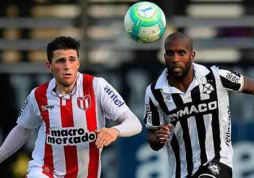 Empate entre River Plate y Wanderers: 1-1