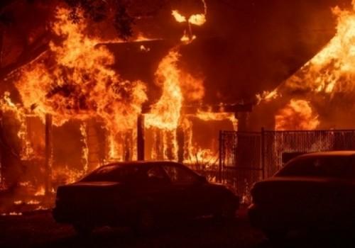 Incendios forestales causan 9 muertos y miles de evacuados