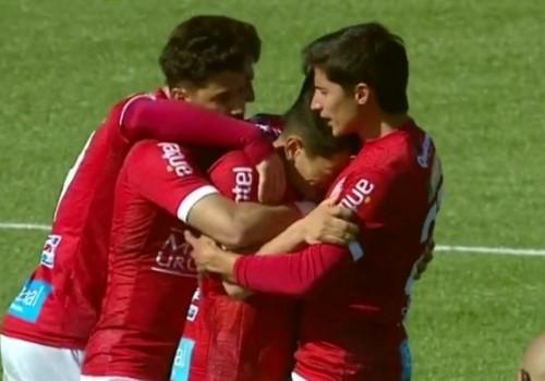 Rentistas recuperó la punta al vencer a River Plate 2-1