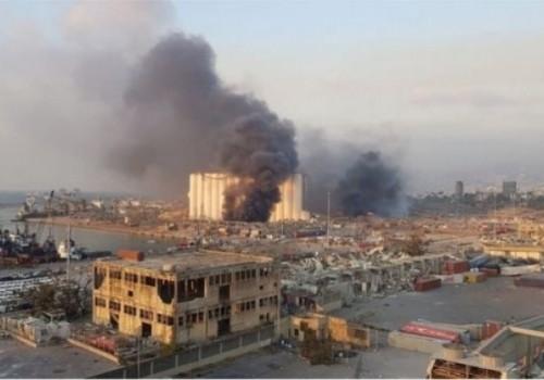 Explosión accidental en Beirut causa 50 muertos y casi 3000…