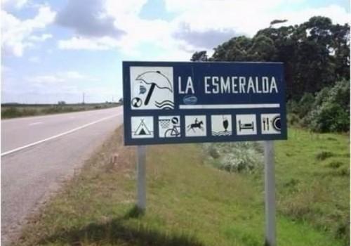 Primeros evacuados de La Esmeralda