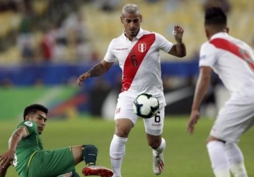 Perú lo dio vuelta y le ganó a Bolivia 3-1