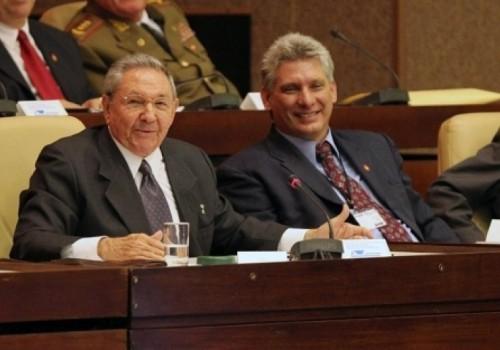 Miguel Díaz Canel es el nuevo presidente de Cuba