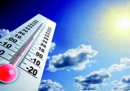 Inumet pronostica altas temperaturas esta semana