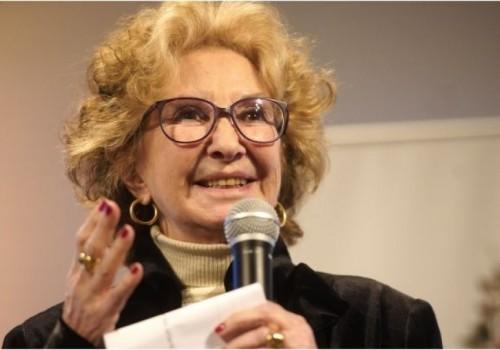 Norma Aleandro fue declarada Visitante Ilustre