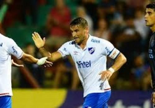 Nacional derrotó a Atlético Rafaela por 5 a 3
