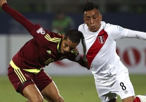 Perú y Venezuela empataron sin goles por el Grupo A