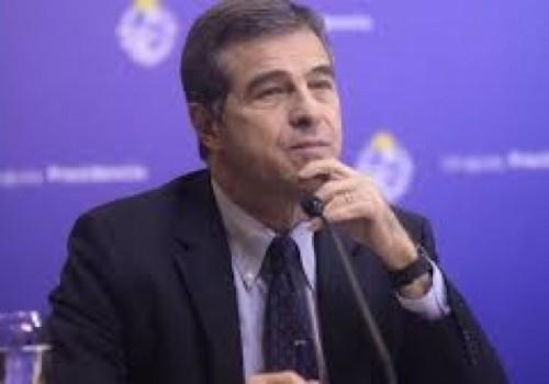 El canciller Ernesto Talvi presentó su carta de renuncia