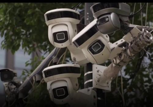 China donará 1.000 cámaras de videovigilancia