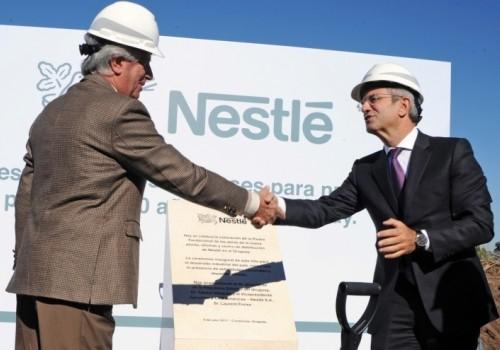 Inversiones de Nestlé y H&M en Uruguay