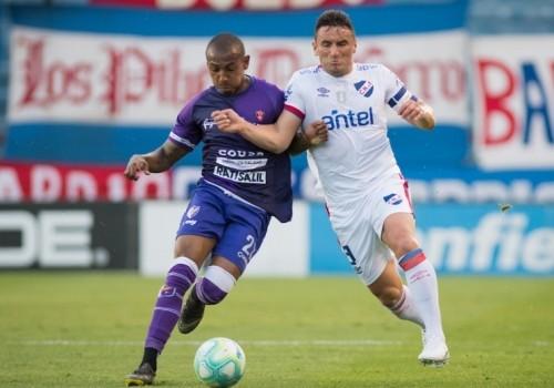 Nacional le ganó con lo justo a Fénix: 1-0