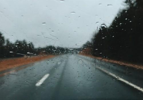 Pronostican lluvia para este jueves y hasta el sábado