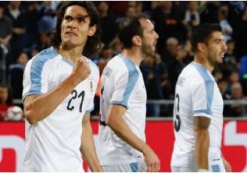 A Uruguay se le escapó el triunfo: Argentina empató en…