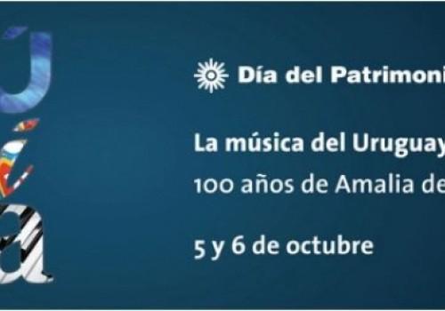 """""""La música del Uruguay, 100 años de Amalia de la…"""