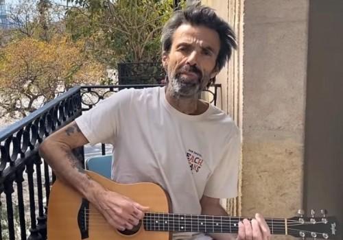 Falleció Pau Donés, vocalista de Jarabe de Palo
