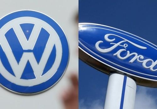 Ford y Volkswagen se unen para fabricar autos eléctricos