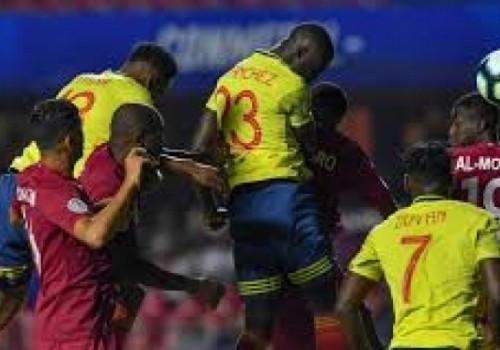 Agónico triunfo de Colombia ante Catar: 1-0