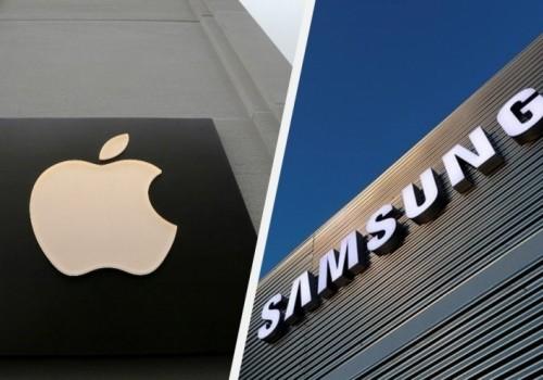 Multas millonarias a Apple y Samsung en Italia