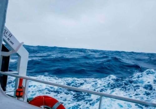 Confirman hallazgo de restos humanos en el mar