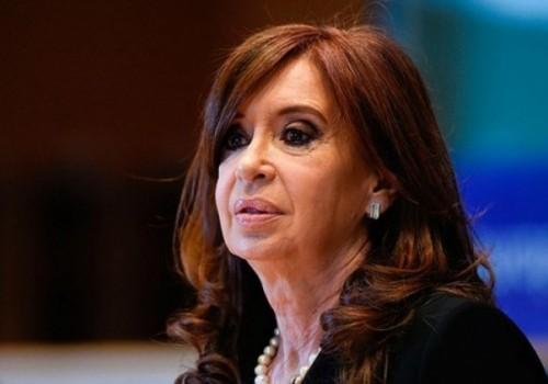 Procesaron a la expresidenta Cristina Fernández