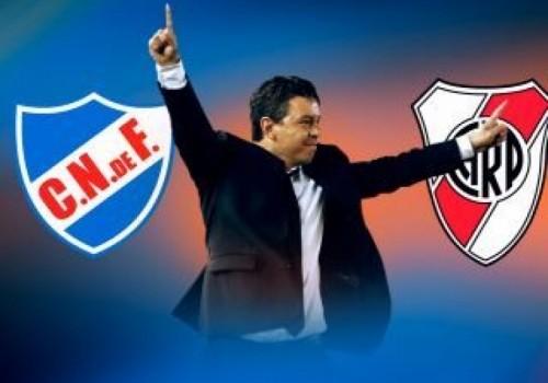 Nacional y River Plate juegan esta noche en el Campus…
