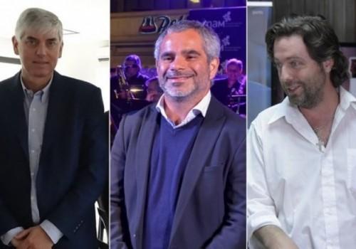 Los tres candidatos fueron habilitados por el Tribunal de Ética