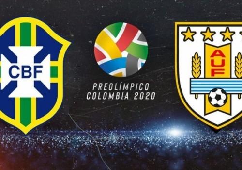 Selecciones Sub 23: Uruguay – Brasil a las 22:30 horas