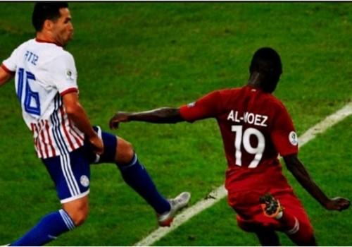 Catar le empató de atrás a Paraguay: 2-2