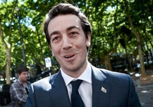 Juan Sartori presentó su candidatura para las elecciones internas