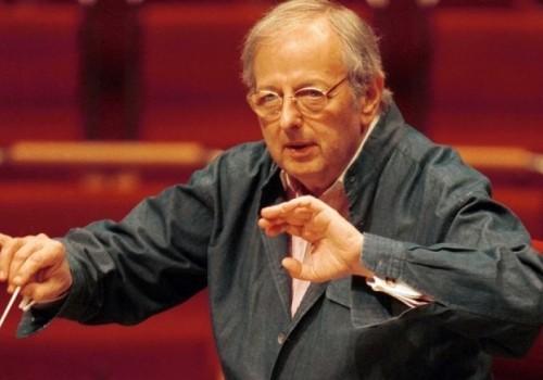 Ha muerto el compositor André Previn a los 89 años