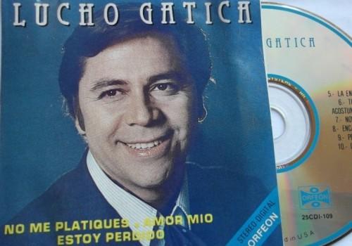 Lucho Gatica - No me platiques más