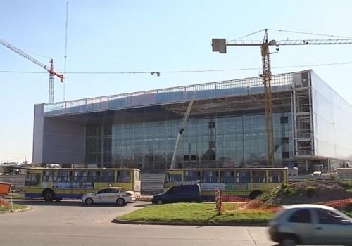 Este lunes se inaugura el Antel Arena