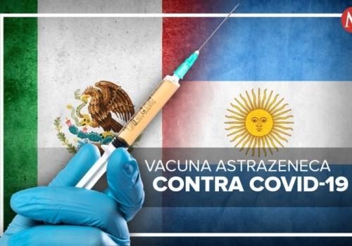 Argentina y México producirán vacunas contra COVID-19