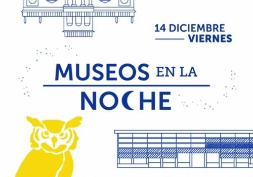 130 museos abiertos en la noche