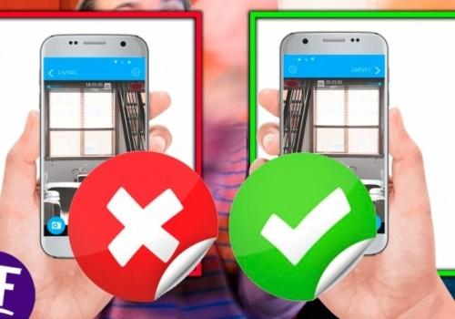 15 Errores que acortan la vida de tu celular (Parodia)