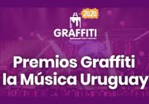 Los ganadores de los Premios Graffiti de la música nacional
