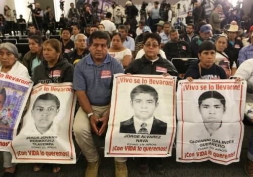 Instalan Comisión de la Verdad sobre caso Ayotzinapa