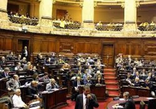 Se aprobó la última Rendición de Cuentas en el Senado