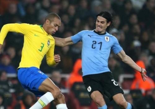 Uruguay – Brasil a las 20 horas en el Estadio…