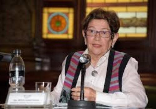 La diputada del FA, Bertha Sanseverino, falleció