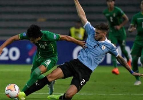 Uruguay cayó ante Bolivia 3-2, quedó último y casi eliminado