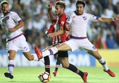 Nacional eliminado con un penal en el minuto 88